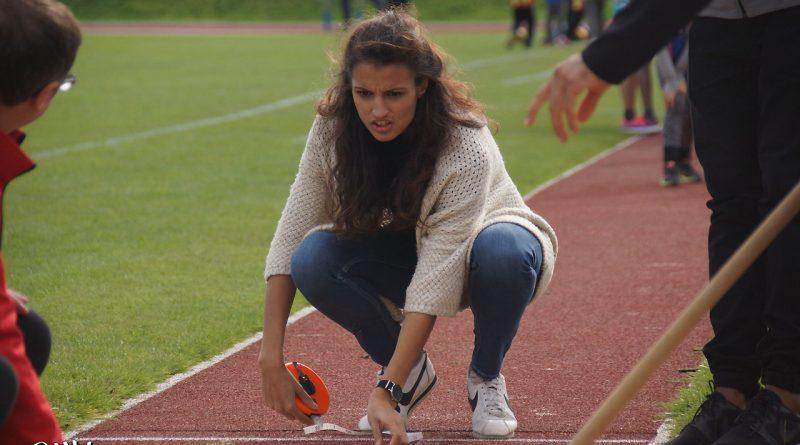 Communiqué du Pays de Fontainebleau Athlétisme – Emma OUDIOU