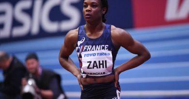Carolle ZAHI : 7e en finale des championnats du Monde en salle