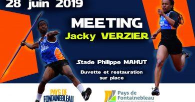 Meeting de Fontainebleau – 28 juin 2019 : décalage des horaires
