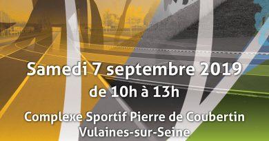Faire de l'athlétisme à Vulaines sur Seine