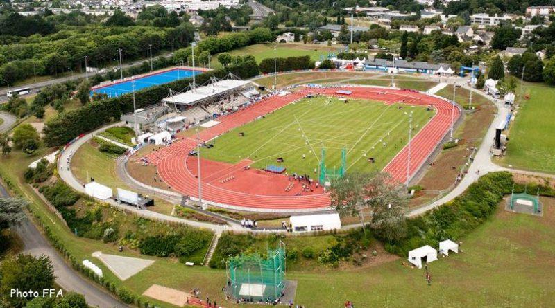 Résultats des France élite 2021 à Angers