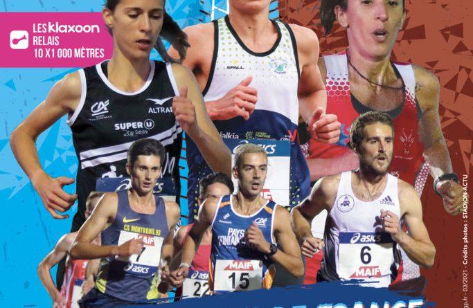 Ce 29 août  2021 à lieu les championnats de France du 10 000m à Pacé