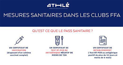 Pass sanitaire obligatoire à partir du 30 août pour accéder au stade
