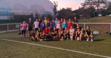 Groupe running/trail 2021